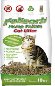 felisorb cat litter