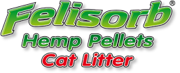 felisorb hemp cat litter